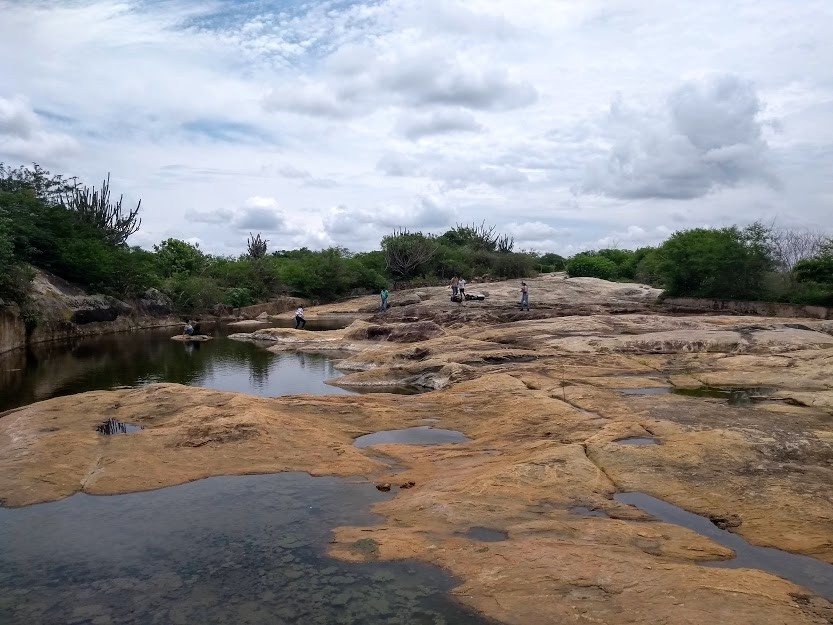 Rock Pools (Northeast of Brazil). Photo: Luciana Barbosa