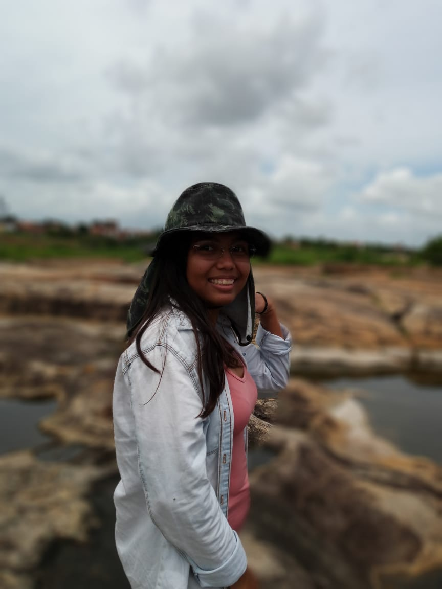 Jakeline Medeiros,Student of Biology