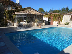 Location de vacances piscine