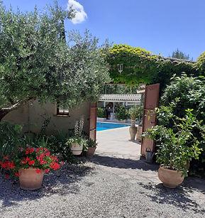 portail du jardin acienda
