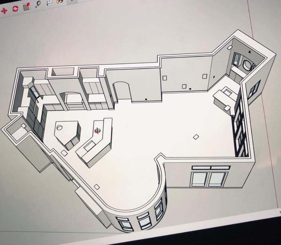 3D Building Plans