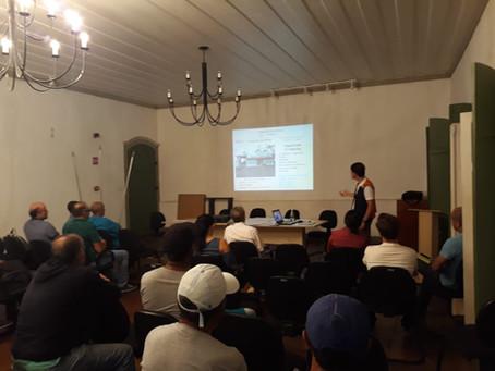 NUPDEC's - Defesa Civil em parceria com a Famocol, promovem 2ª palestra para associações de bairros.