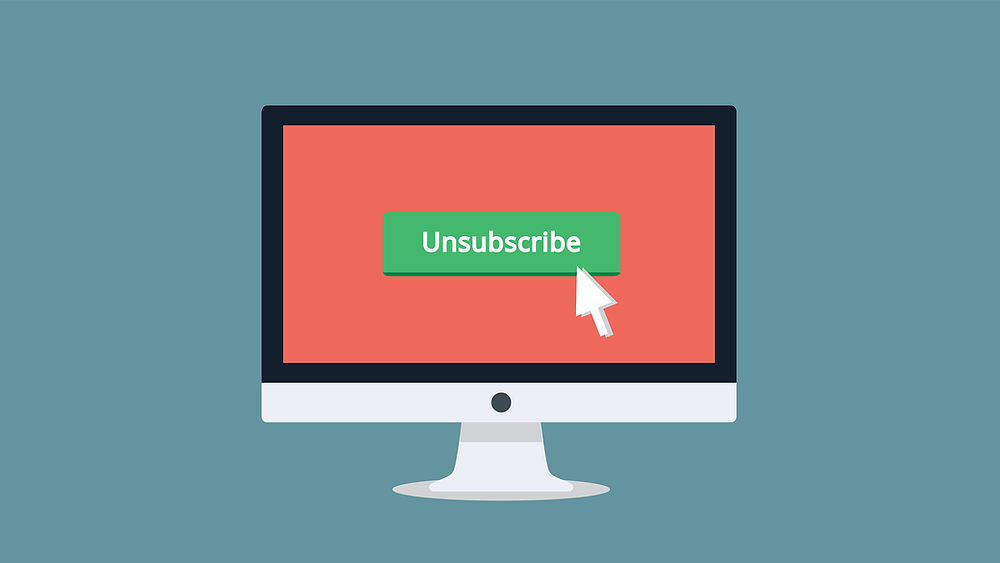Unsubscribe to the the email campaigns that do nothing to help your business