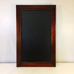 Antique Wood Chalkboard Frame