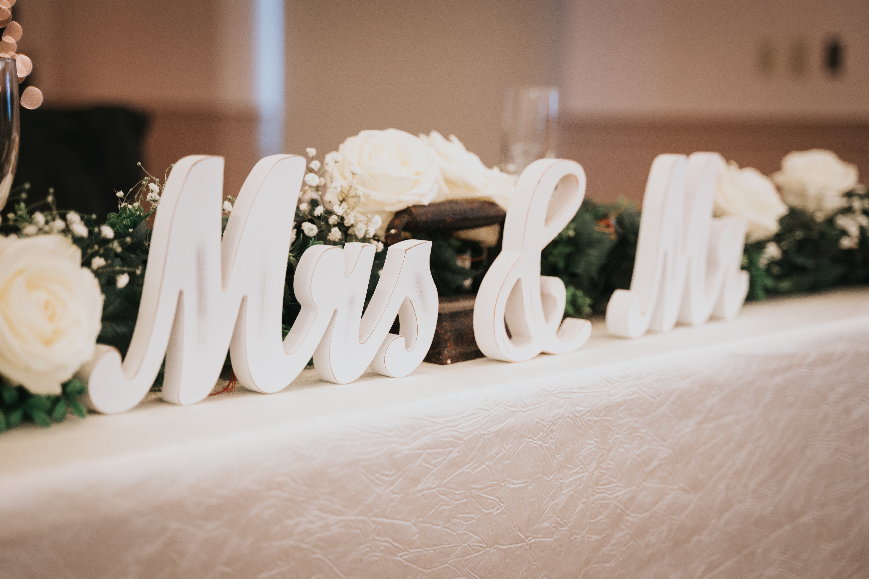 """Mr & Mrs."""