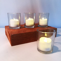 Clear Glass Votives