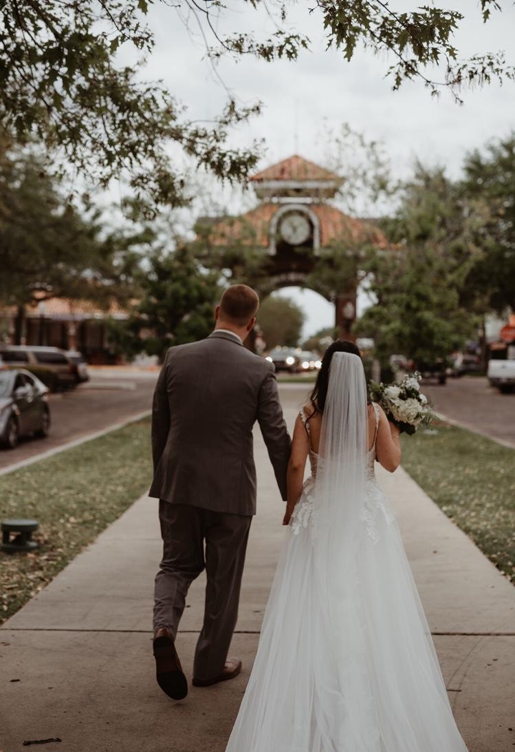 Mr. & Mrs. Lardie!