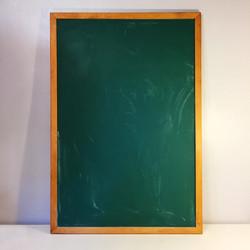 Antique Classroom Chalkboard