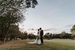 Congrats to Mr. & Mrs. Baumer!