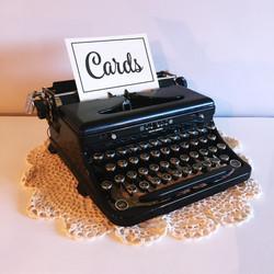 Antique 30s Royal Typerwriter