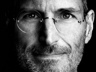 Stay hungry, stay foolish. Steve Jobs
