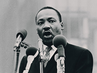 I have a dream ... Martin Luther King