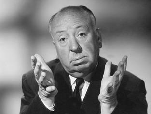 C'è qualcosa di più importante della logica: l'immaginazione. Alfred Hitchcock