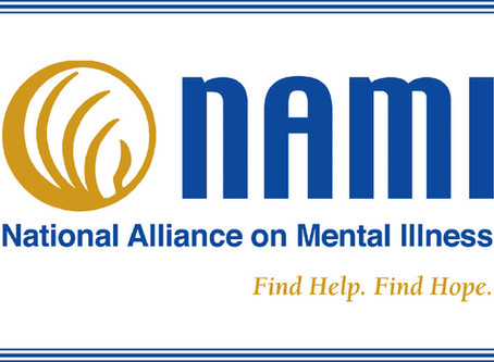 The National Alliance on Mental Health has a helpline