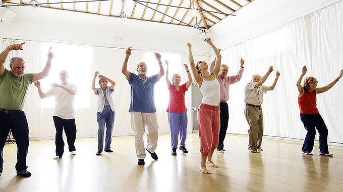 Dance Beyond Parkinson's