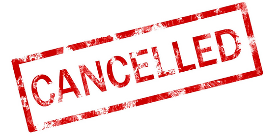 CANCELLED: This previously announced ZOOM Meeting has been cancelled