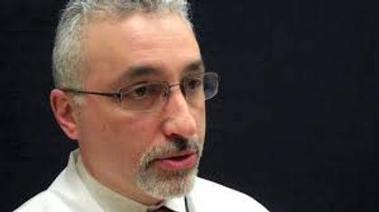 Thurs, Oct 8, 2020 ZOOM @7 Speaker: Dr. Eric Molho