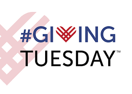 #GivingTuesday  will take place on Dec. 1