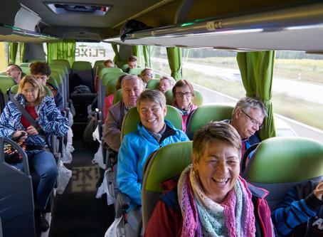 Schützenausflug nach Ulm