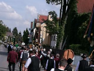Jubiläumsfest in Emmering