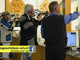 Werner Saiko erfolgreich