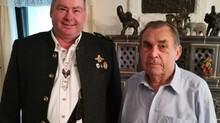 Ehrenschützenmeister wird 80