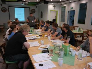 VÜL T1 Lehrgang in Olching