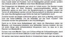 """""""Unser neues Schützenheim"""""""