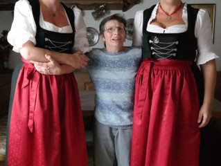 Geburtstag Helga Forstner