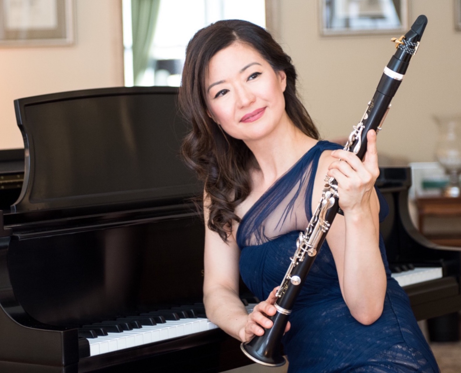 Clarinetist, Seunghee Lee