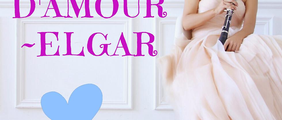 Edward Elgar: Salut d'Amour, Op.12 (Arr. Lee)