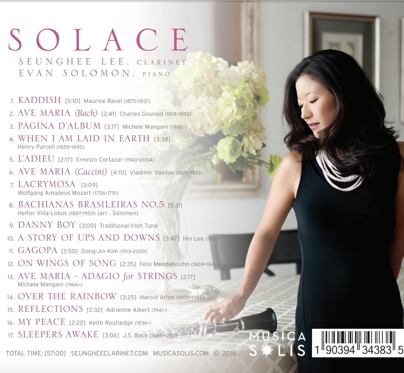 SOLACE back cover