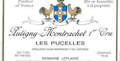 2006 Domaine Leflaive Puligny Montrachet Les Pucelles
