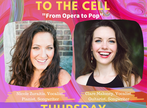 "Classically Exposed: From Carnegie Hall to the Cell! ""From Opera to Pop"""