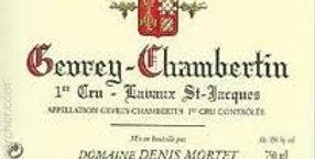 2012 Denis Mortet Gevrey-Chambertin Lavaux St Jacques 1.5L Magnum