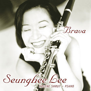 Brava CD cover Seunghee Lee Clarinet.jpg
