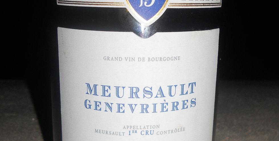 2013 Domaine Ballot-Millot et Fils • Meursault 1er Cru les Genevrières