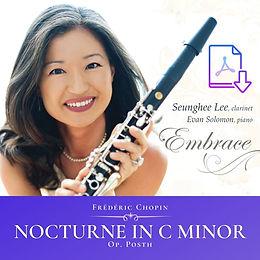 Chopin: Nocturne in c minor (Arr. Lee)