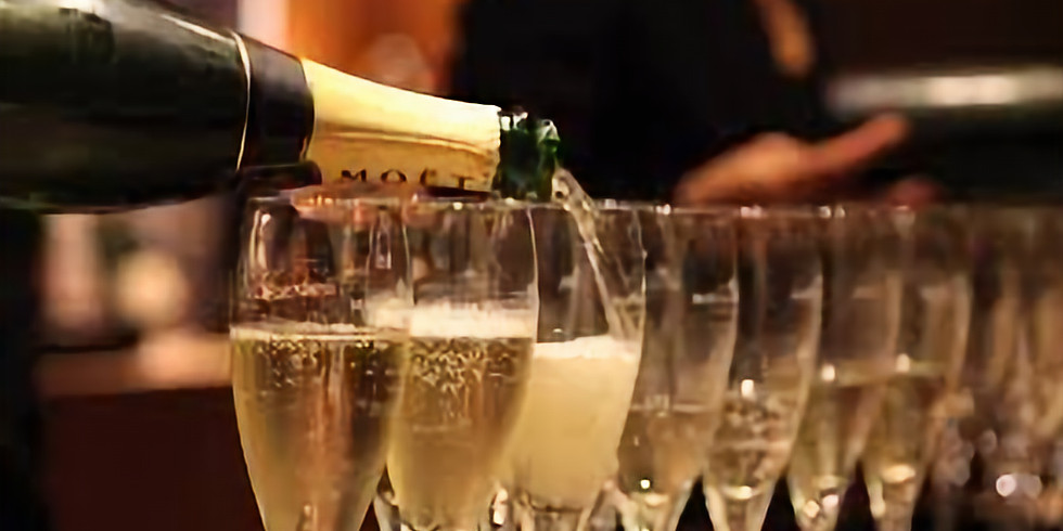 Pick Up Party Champagne Tasting