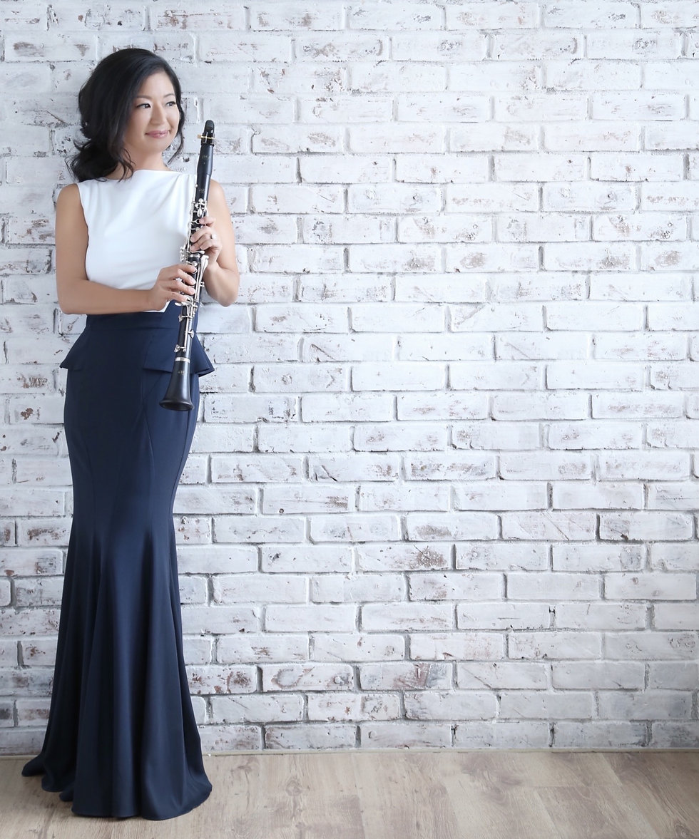 Clarinetist Seunghee Lee Famous Soloist