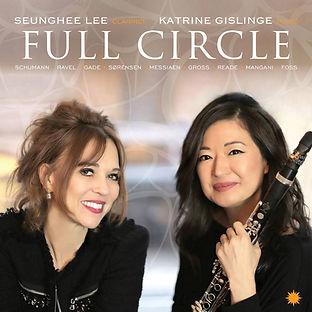 FULL CIRCLE Seunghee Lee Katrine Gisling