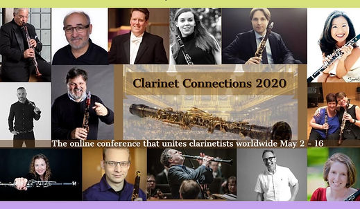 Clarinet Connections Michelle Anderson.J