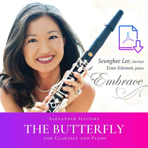 Ilyinsky: The Butterfly (Arr. Lee)