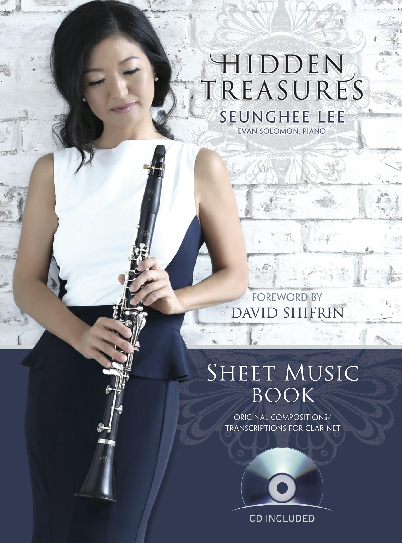 Hidden Treasures Sheet Music Front