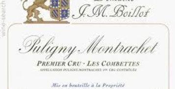 2013 Domaine Jean-Marc Boillot • Puligny Montrachet 1Er Cru les Combettes