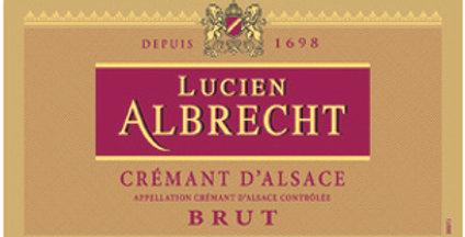 Lucien Albrecht Cremant Brut