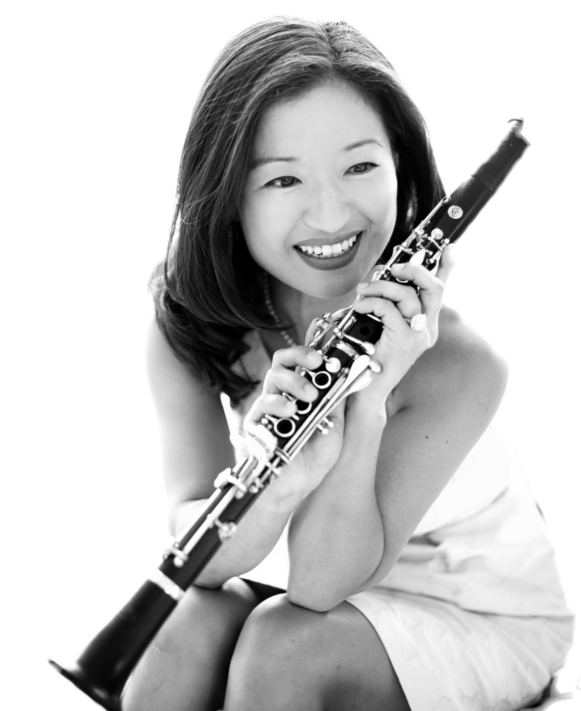 Clarinetist Seunghee Lee
