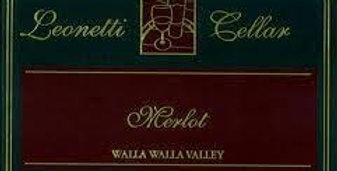 2007 Leonetti Walla Walla Valley Merlot