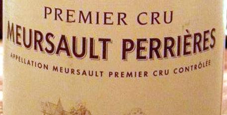 2016 Bouchard Meursault Perrieres