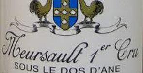 2010 Domaine Leflaive Meursault Sous Le Dos D'Ane